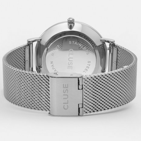 Cluse Watch Silver