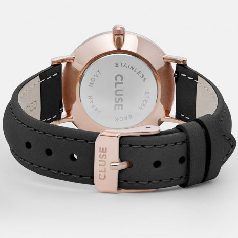Cluse Watch Black