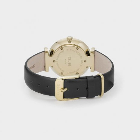 Ladies Quartz Watch on Leather Strap Autumn and Winter Collection Cluse