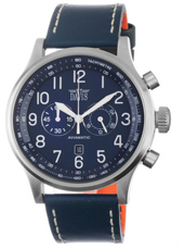davis0455 Aviamatic 48mm Dark Blue XL Chronograph