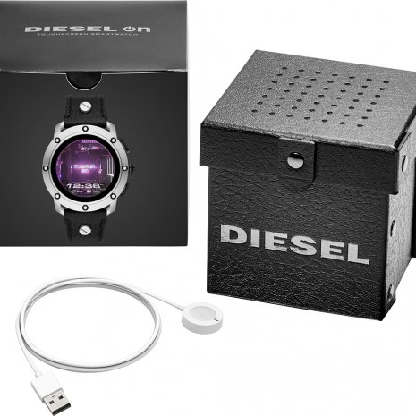 Big Steel men's Smartwatch Gen 5 Autumn and Winter Collection Diesel
