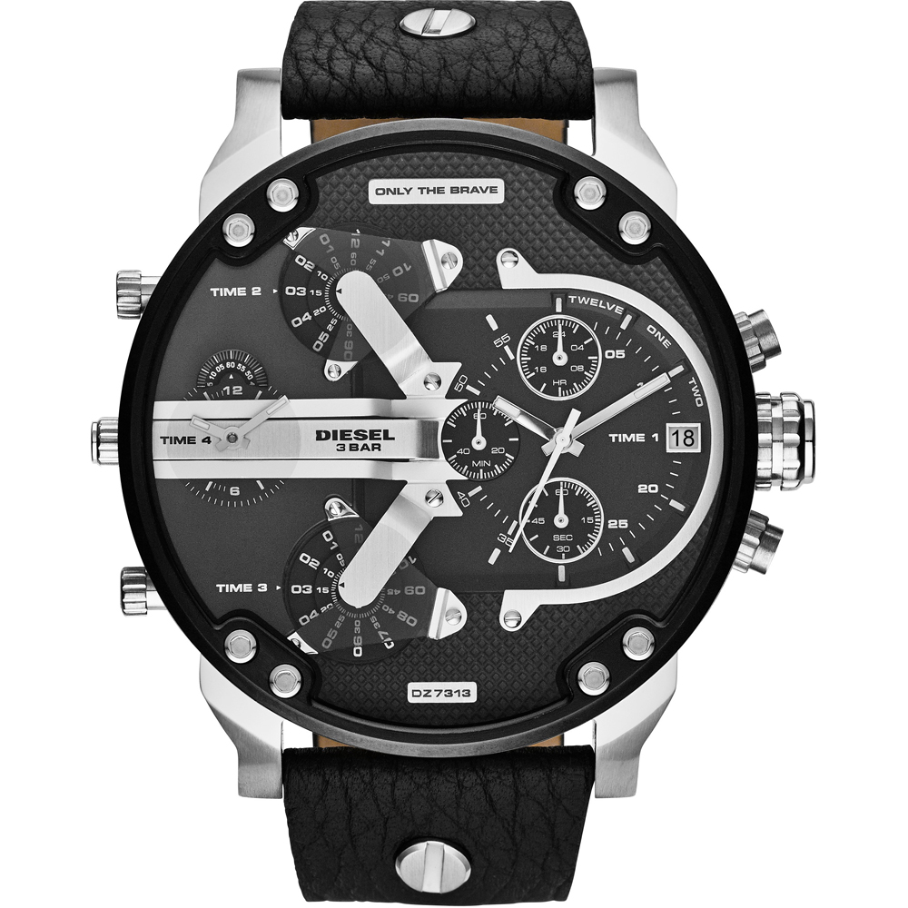 7e2660dc91b6 Diesel XL DZ7313 Mr. Daddy 2.0 Watch • EAN  4053858270855 • Watch.co.uk