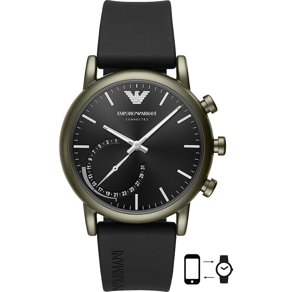 f52a5b4eb Buy Emporio Armani Watches online • Fast shipping • Watch.co.uk