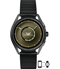 8acd2c81e Buy Emporio Armani Connected Smartwatch Watches online • Fast ...