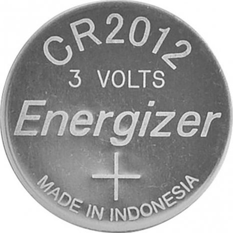 Energizer CR2012 battery