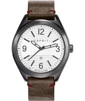 ES108371003 Jeremy 44mm Gunmetal Gents Watch with Date