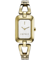 ES108512002 Narelle 20.60mm Gold Square Ladies Watch