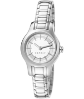ES107082001 Tia  26mm Classic Silver Ladies Watch