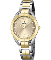 F16933/1 Mademoiselle 33mm Trendy ladies quartz watch