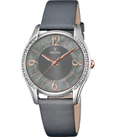F16944/B Mademoiselle 36mm Trendy ladies quartz watch