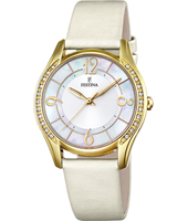 F16945/A Mademoiselle 36mm Trendy ladies quartz watch