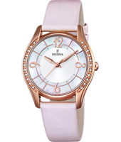 F16946/A Mademoiselle 36mm Trendy ladies quartz watch