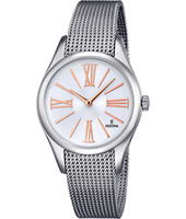 F16962/1 Mademoiselle 34mm Trendy ladies quartz watch