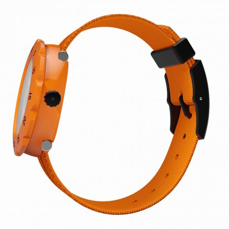 Flik Flak Watch Orange
