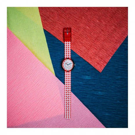 Watch Pink Quartz Swiss