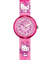 FLNP005 Hello Kitty - Butterfly