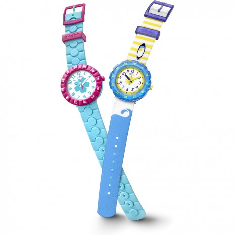 Flik Flak Watch Blue