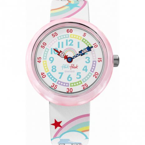 Flik Flak Roller Disco Watch