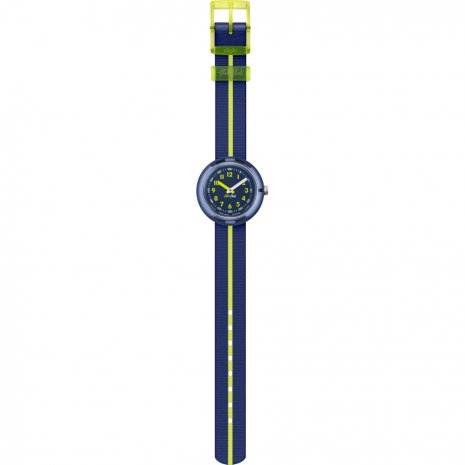 Flik Flak Yellow Band Watch