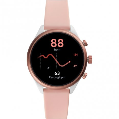 Touchscreen smartwatch Spring and Summer Collection Fossil
