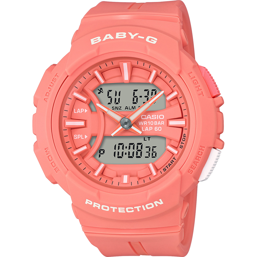 527fdc37ed80 G-Shock Baby-G BGA-240BC-4AER Basic Colors Watch • EAN ...