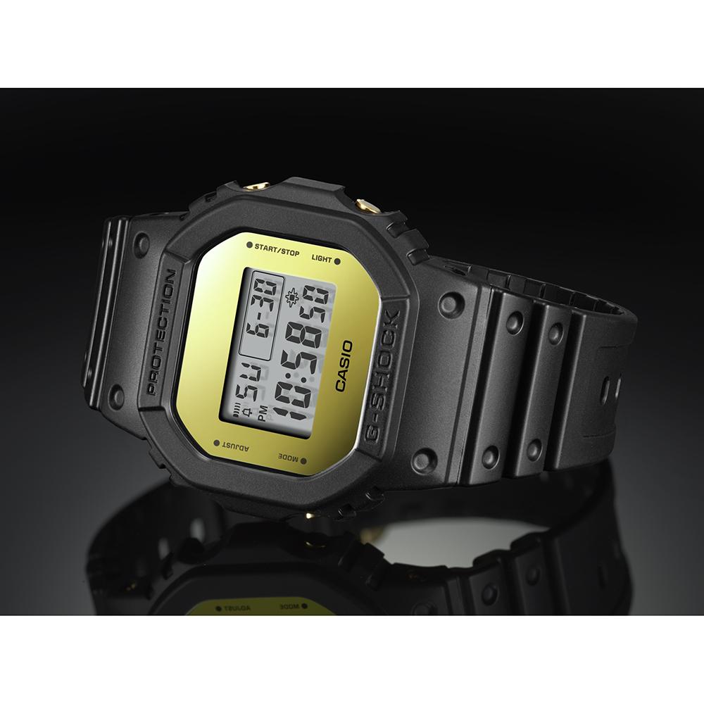 4a2c4c1af7b6 G-Shock Classic Style DW-5600BBMB-1ER Basic Black Watch • EAN ...