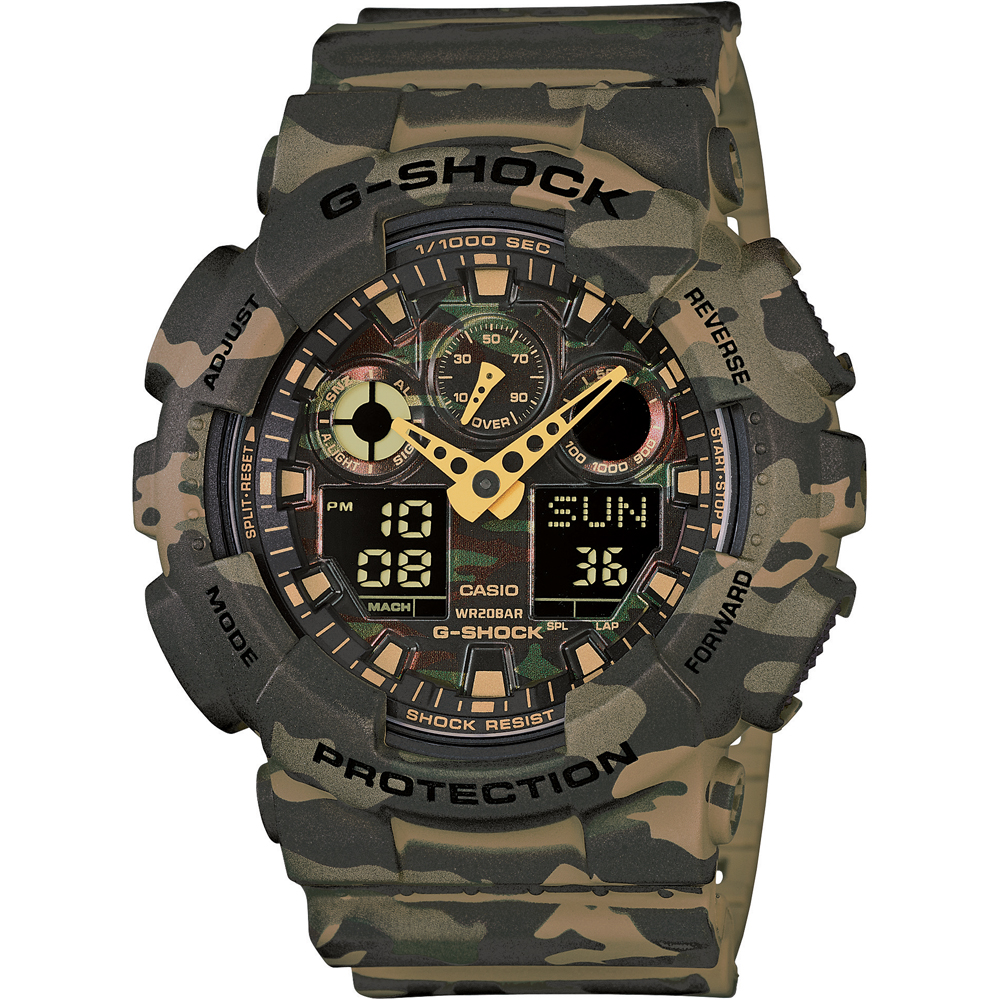 Buy G-Shock Watches online • Fast shipping • Watch.co.uk 5f3331d7b9