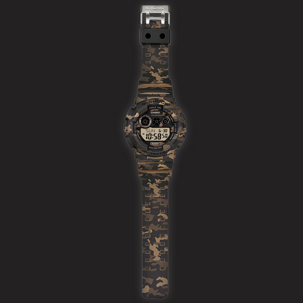 G-Shock Classic Style GD-120CM-5 Camouflage Watch • EAN ... 01b50c4c1f