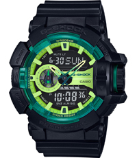 GA-400LY-1AER Classic Lime 51.90mm