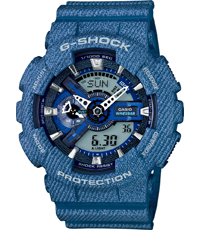 GA-110DC-2AER Denim Color 51.2mm