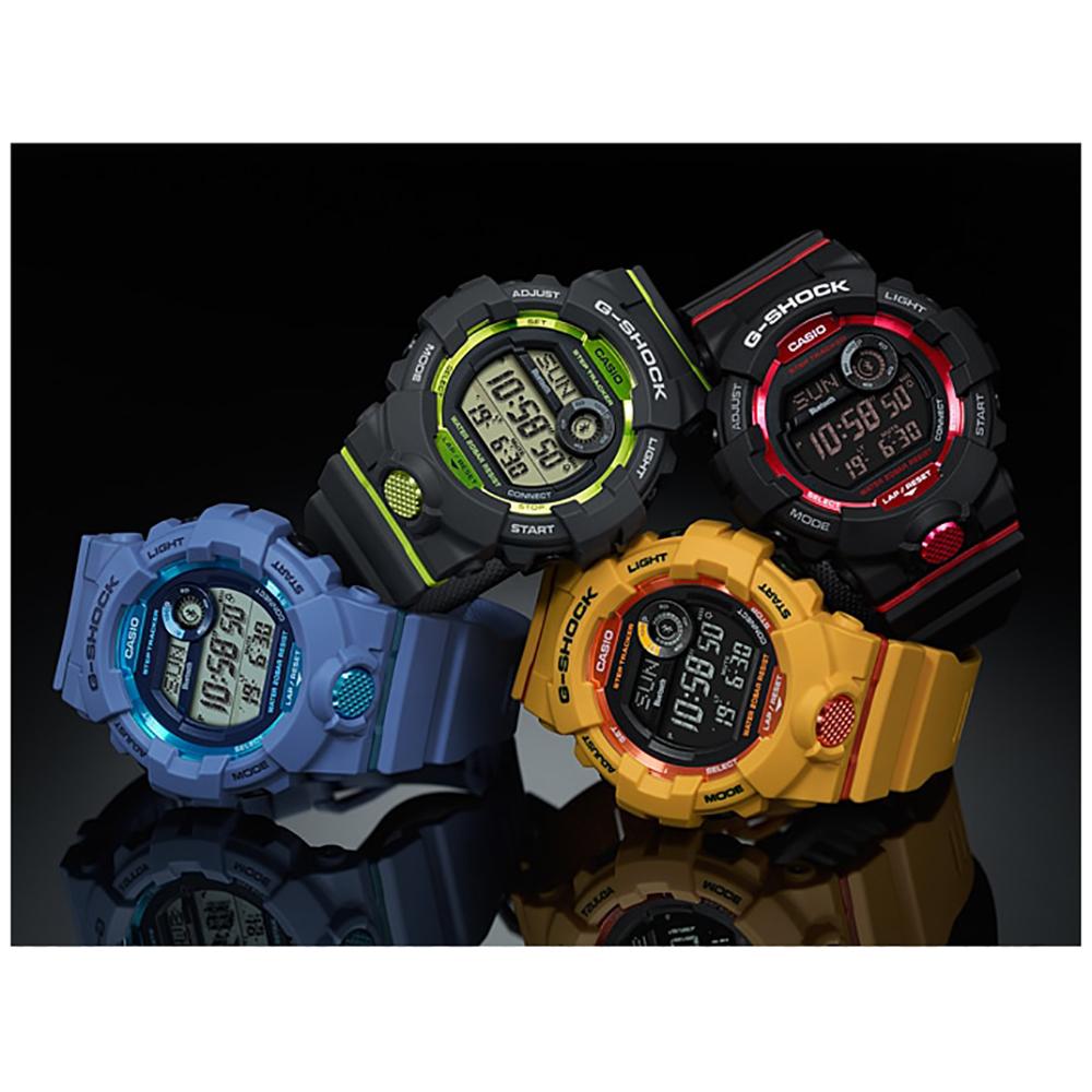 14707ea18 G-Shock Classic Style GBD-800-4 G-Squad Bluetooth Watch • EAN ...