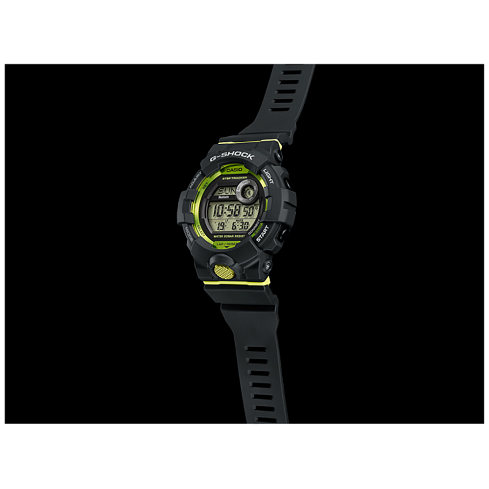 08e8951d3 G-Shock Classic Style GBD-800-8 G-Squad Bluetooth Watch • EAN ...