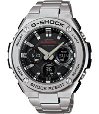 GST-W110D-1AER G-Steel Tough Solar 52.4mm