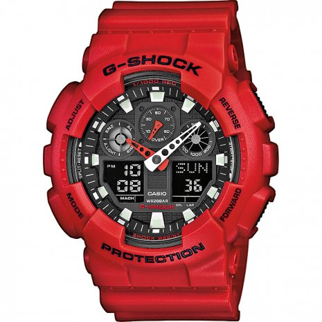 G-Shock GA-100B-4A Watch