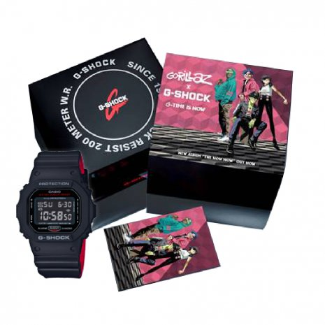 G-Shock Gorillaz Watch