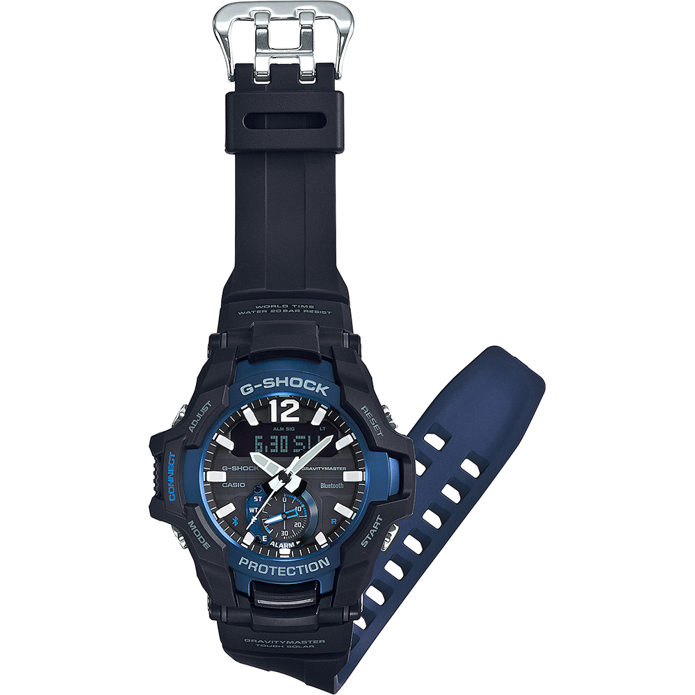 • B100 1a2er Watch Shock Ean Of Master Gravity G Gr MpUzVqS
