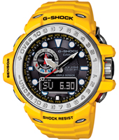 GWN-1000-9AER Gulf Master 55.80mm Radio Controlled Marine Watch with Tide Graph and Storm Alarm