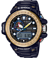 GWN-1000F-2AER Gulf Master 55.80mm Radio Controlled Marine Watch with Tide Graph and Storm Alarm