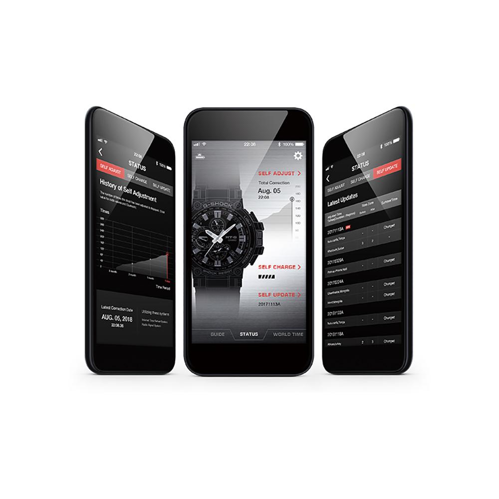 1d1413c35 G-Shock MT-G MTG-B1000B-1A4ER Metal Twisted G Watch • EAN ...