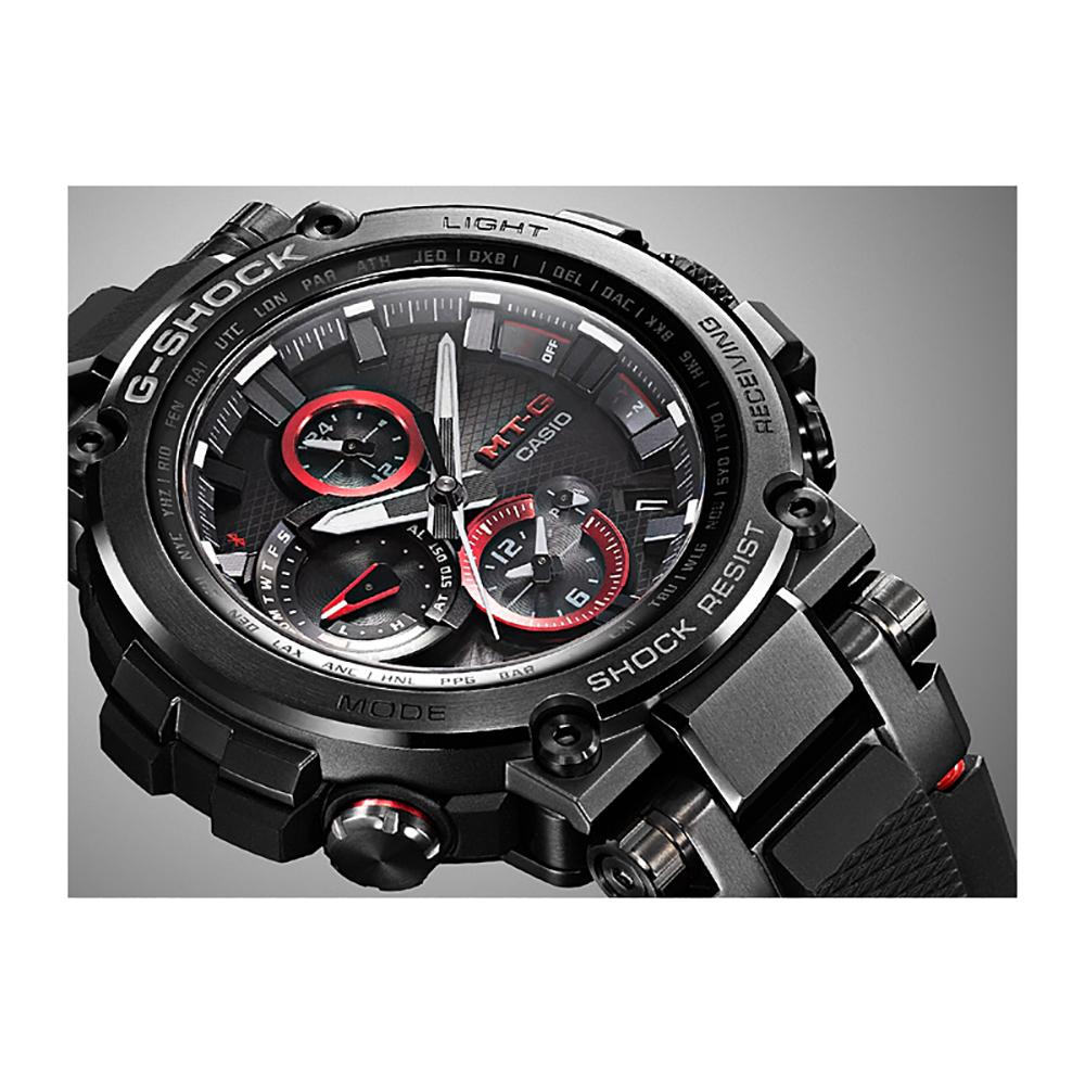 G-Shock MT-G MTG-B1000B-1AER Metal Twisted G Watch • EAN ... 365ff64109c1