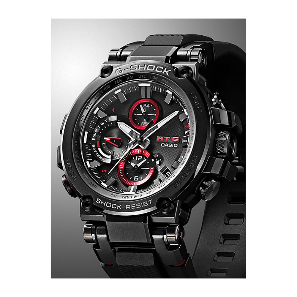 a2c4a6ec1 G-Shock MT-G MTG-B1000B-1AER Metal Twisted G Watch • EAN ...