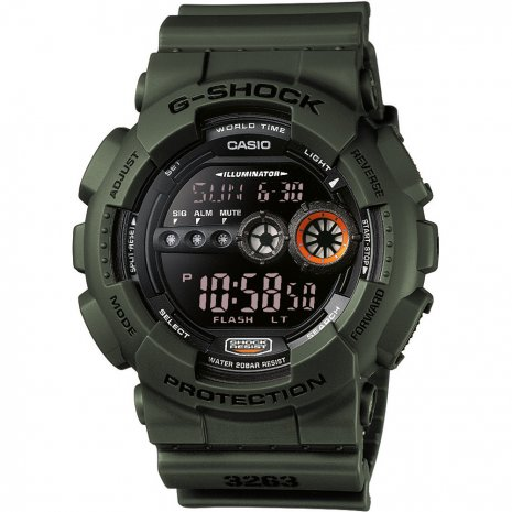 G-Shock Military Stealth Watch