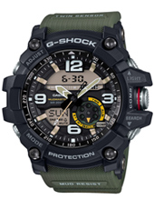 GG-1000-1A3ER Mudmaster 55.30mm Twin Sensor Outdoor Watch