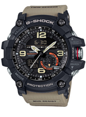 GG-1000-1A5ER Mudmaster 55.30mm Twin Sensor Outdoor Watch