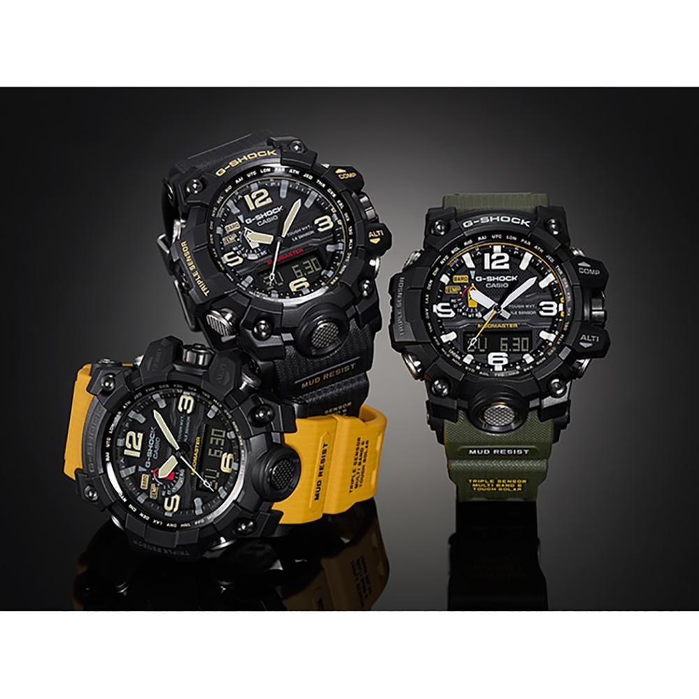G Shock Master Of Gwg 1000 1a1er Mudmaster Watch Ean Gshock Black Quartz Digital