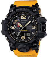 GWG-1000-1A9ER Mudmaster 56mm Tough Terrain Watch with Compass, Barometer, Altitmeter and Thermometer