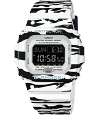 DW-D5600BW-7ER Team Zebra 43.20mm