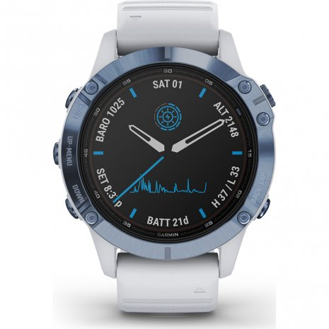 Garmin Watch White