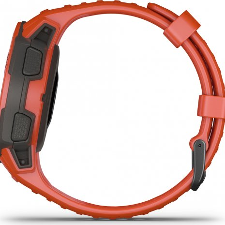 Garmin Watch Red