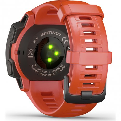 Watch Red Smart Digital